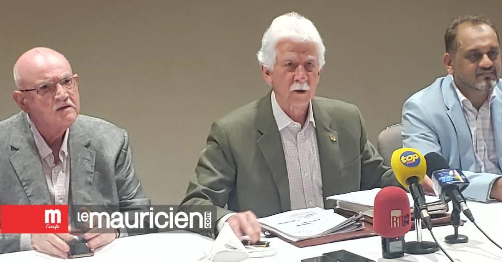 """Paul Bérenger : """"Maurice est devenue une île de la peur"""" - Le Mauricien"""