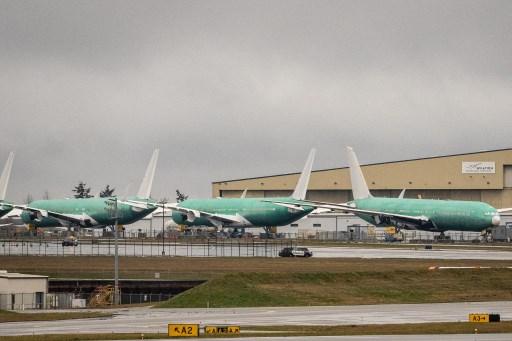 Des dizaines de Boeing 777 immobilisés après un incident de moteur aux Etats-Unis