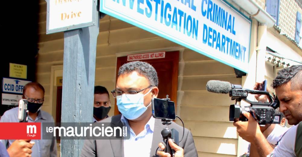 Mort de Soopramanien Kistnen : l'ex-ministre Yogida Sawmynaden interrogé à la MCIT ce mardi - Le Mauricien