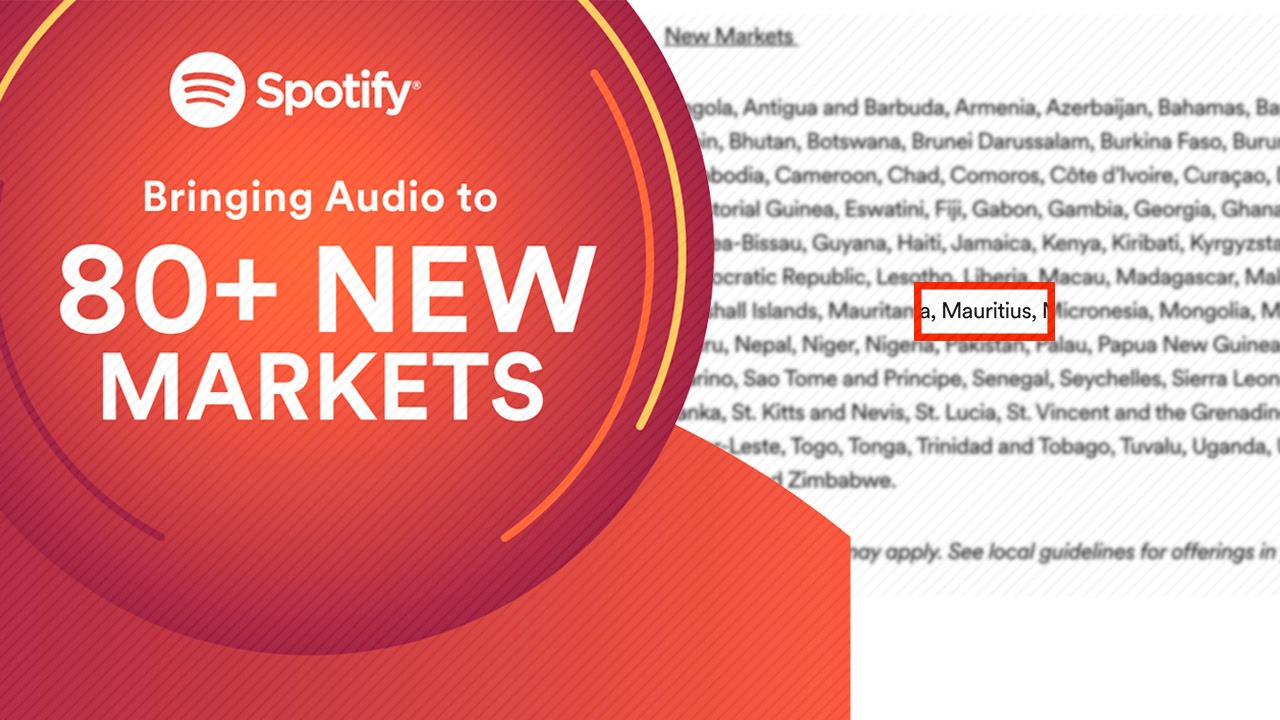 Streaming musical : Spotify bientôt disponible à Maurice - Le Mauricien