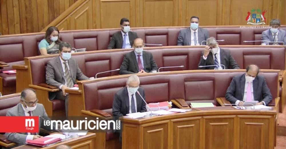 [LIVE] Assemblée nationale : suivez les travaux parlementaires du mardi 20 avril - Le Mauricien