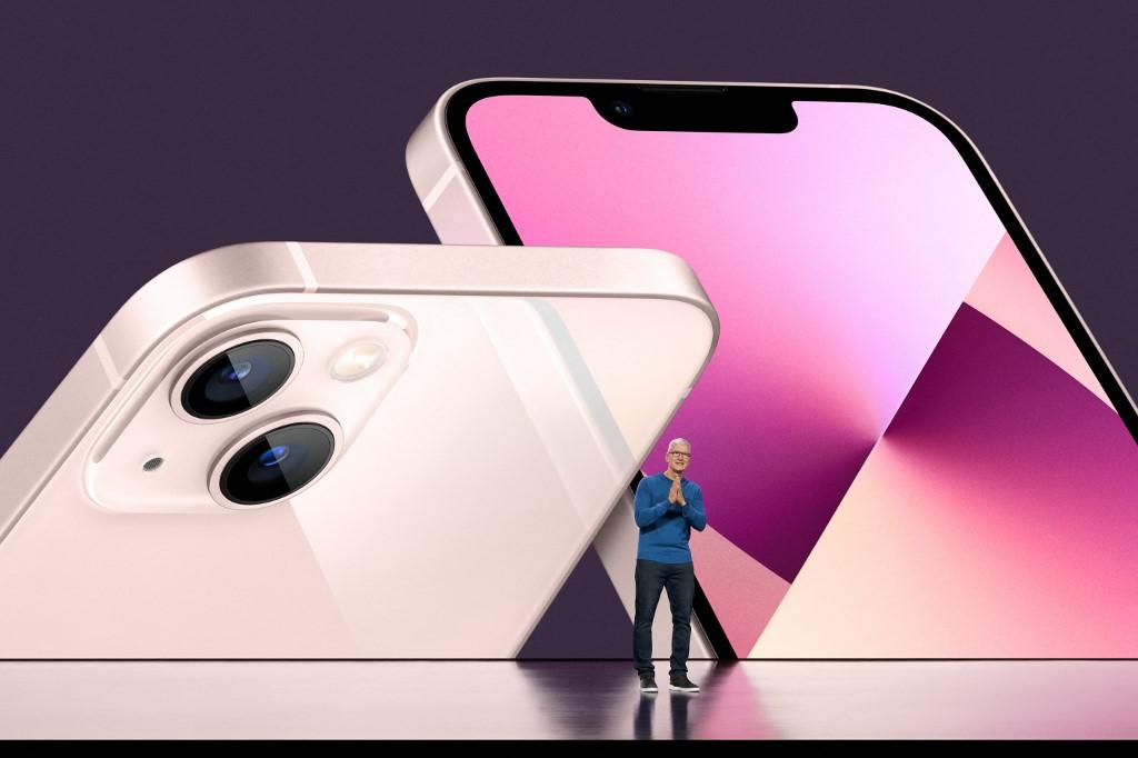 Apple réduit la production de l'iPhone 13 à cause de la pénurie de puces - Le Mauricien