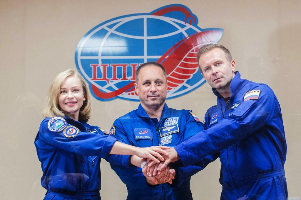 La Russie déploie une équipe pour tourner le premier film dans l'espace - Le Mauricien