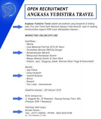 Angkasa Yudistira Travel