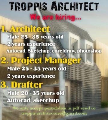 Troppis Architecture