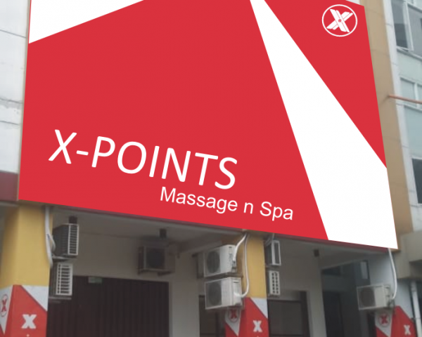 X-points massage and spa
