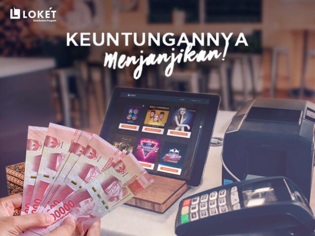 image Sekarang Kamu Bisa Ikutan Jual Tiket Event Bareng Loket.com!