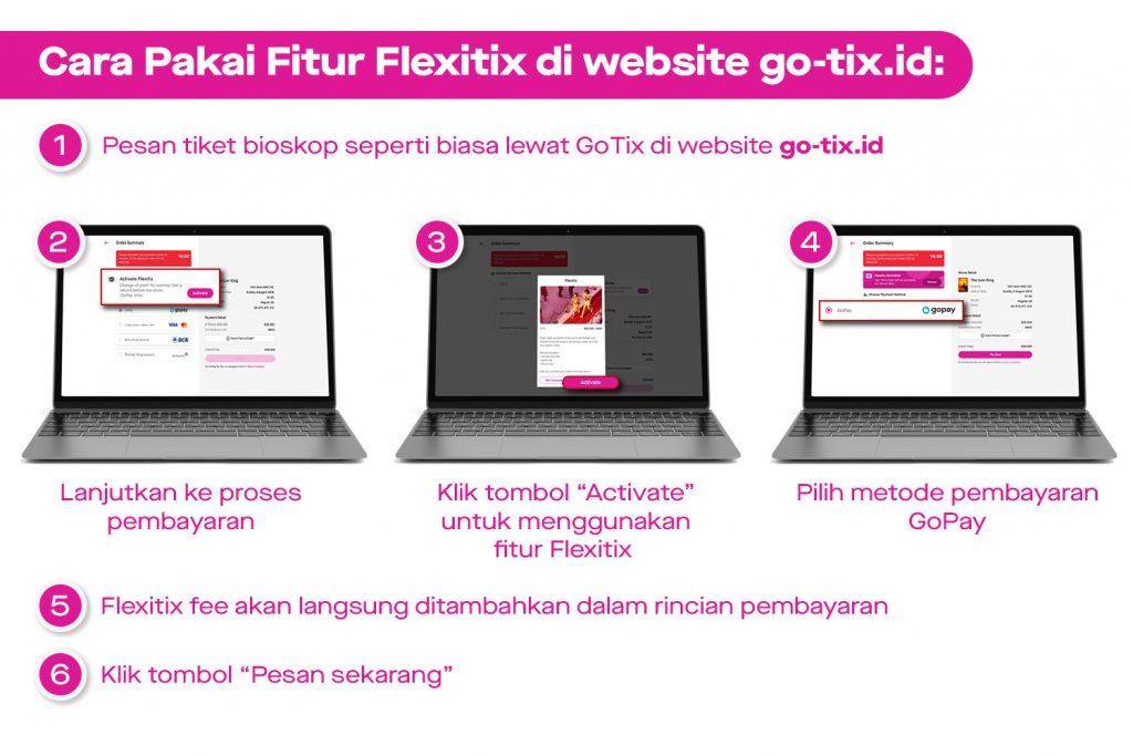 Flexitix di GoTix