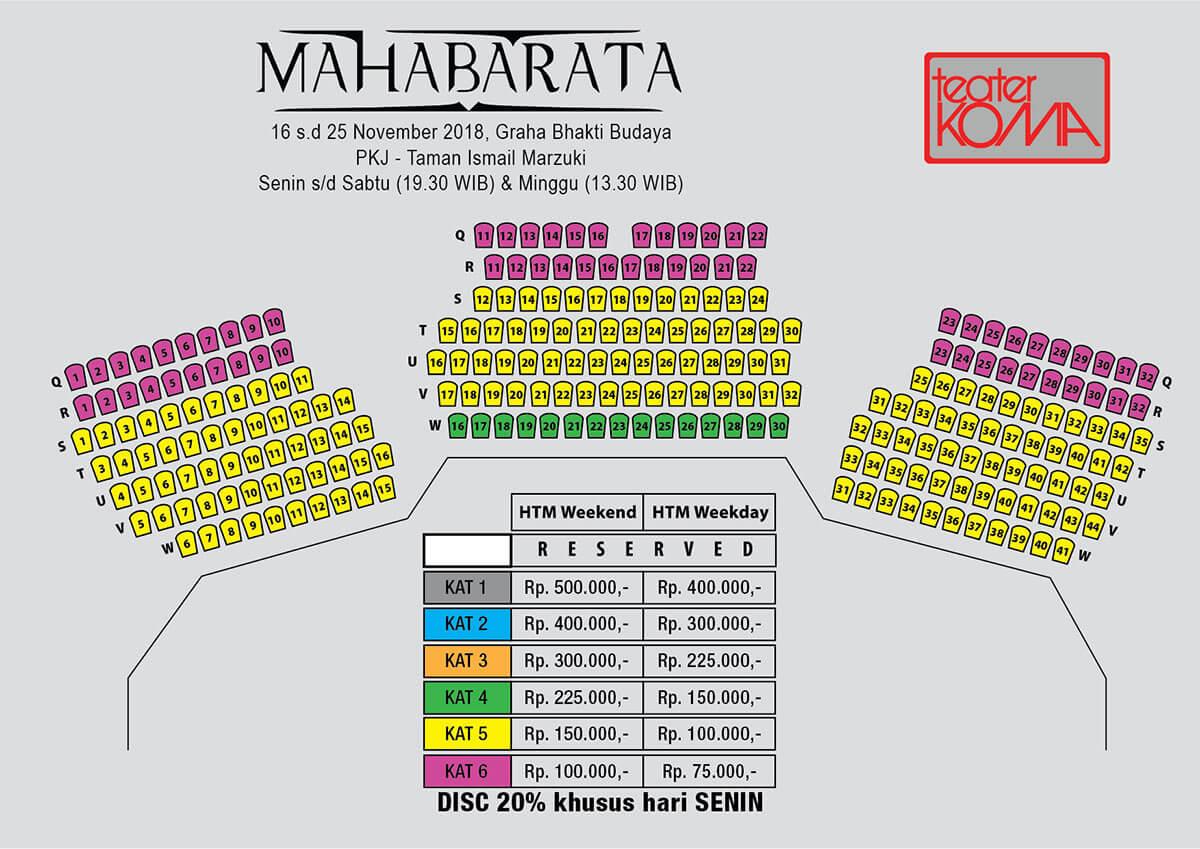 Seat Plan GBB 2