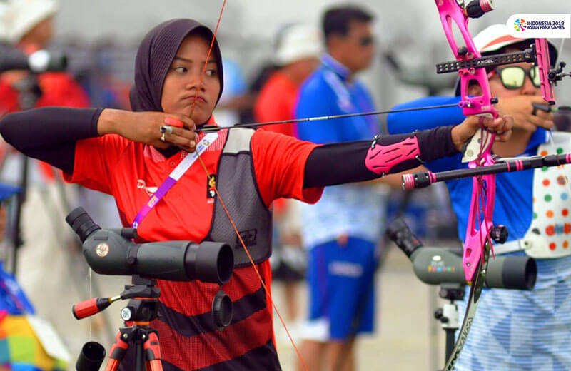 Cabor Asian Para Games 2018