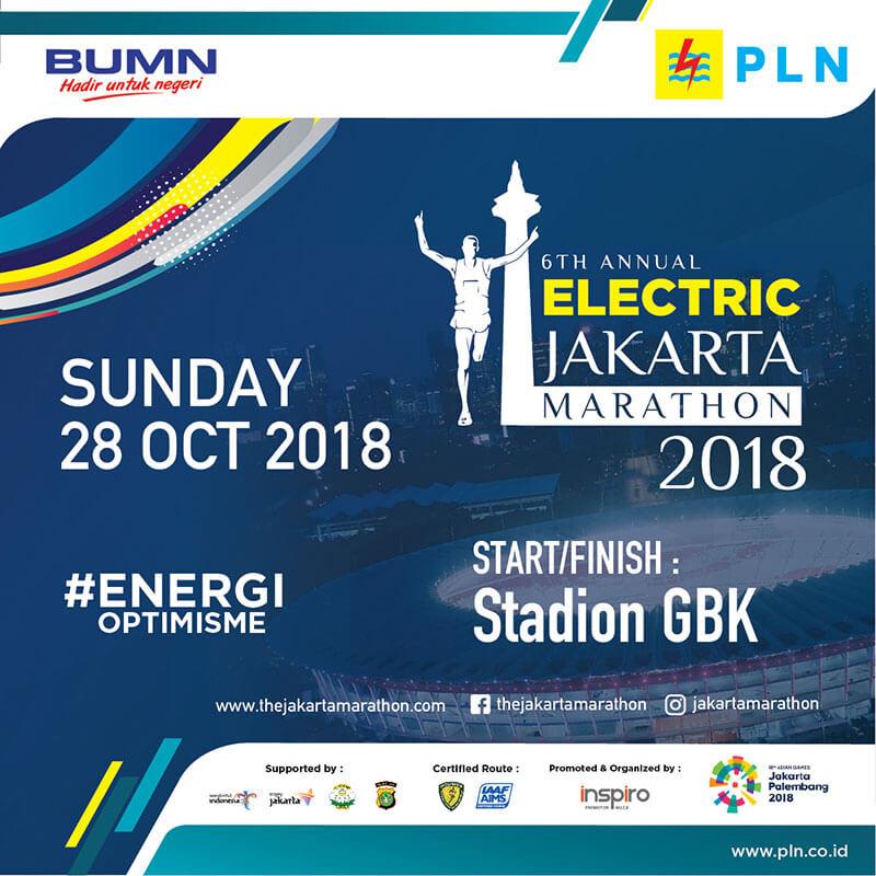 Event di jakarta Oktober 2018