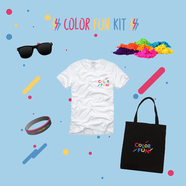 Youth Color Fun 2019 colorful