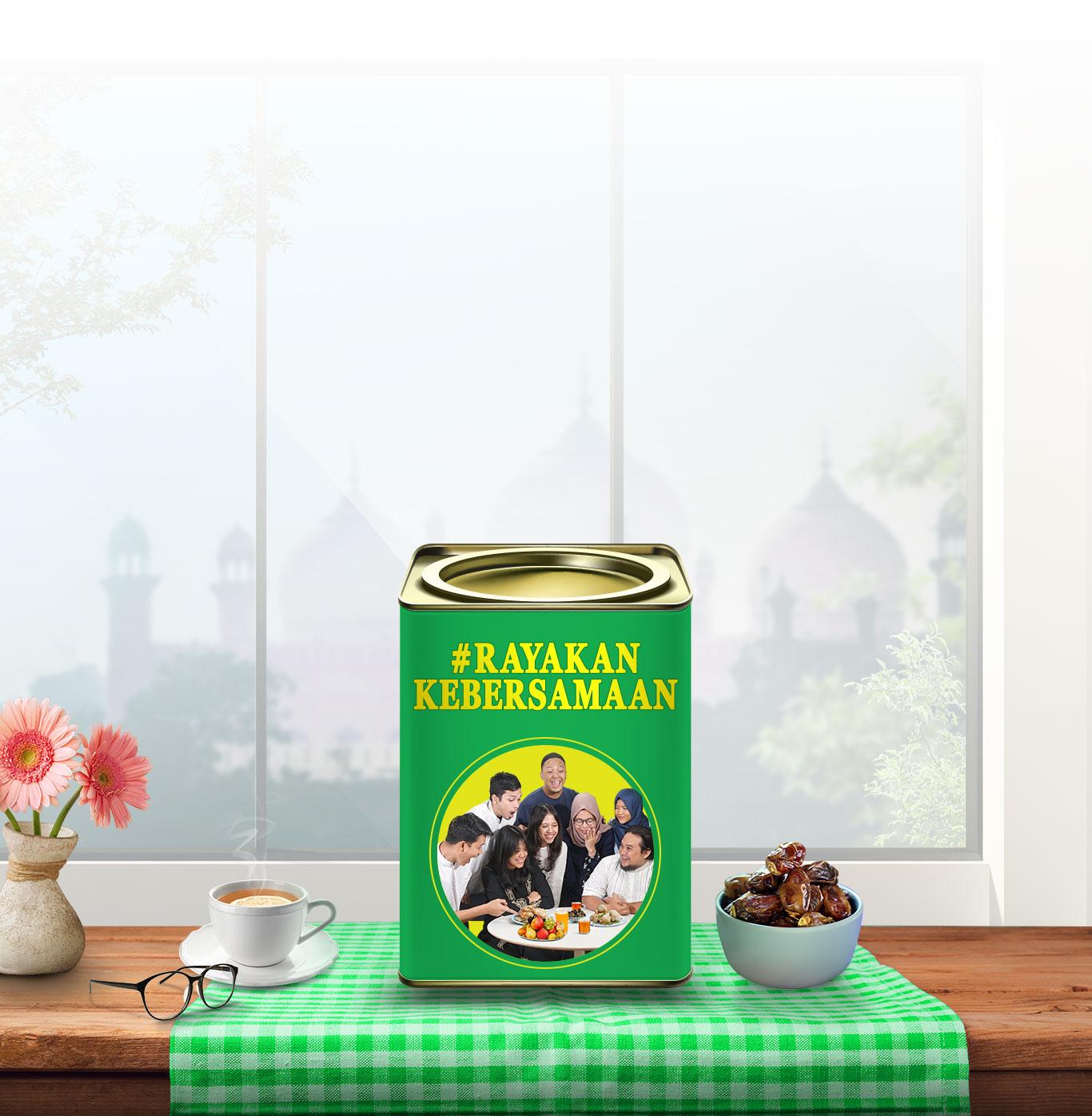 Rayakan Ramadan dengan Loket