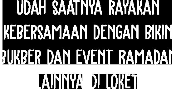 Event Ramadan Loket