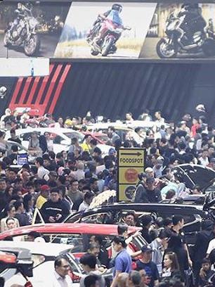 Gaikindo Indonesia International Auto Show (GIIAS)