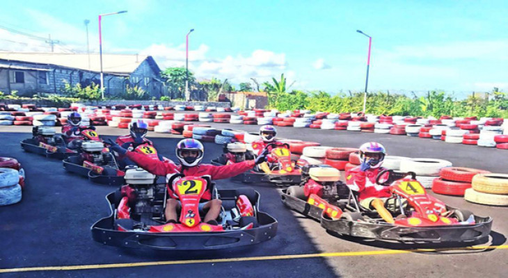 Bali Speed Gokart - Background