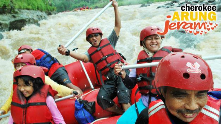 CHEROKEE ARUNG JERAM - Background