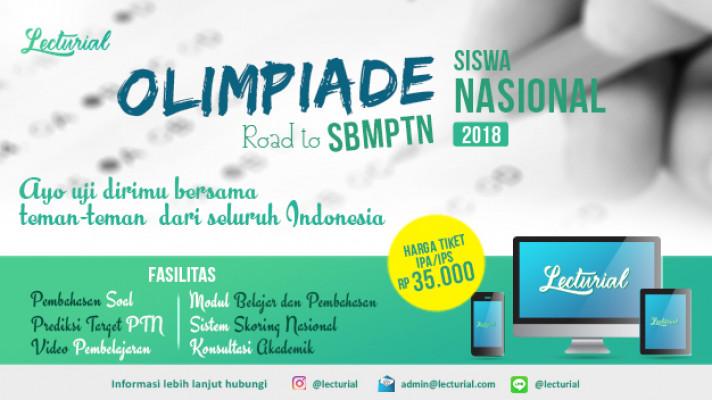 Simulasi SBMPTN Nasional Lecturial - Background