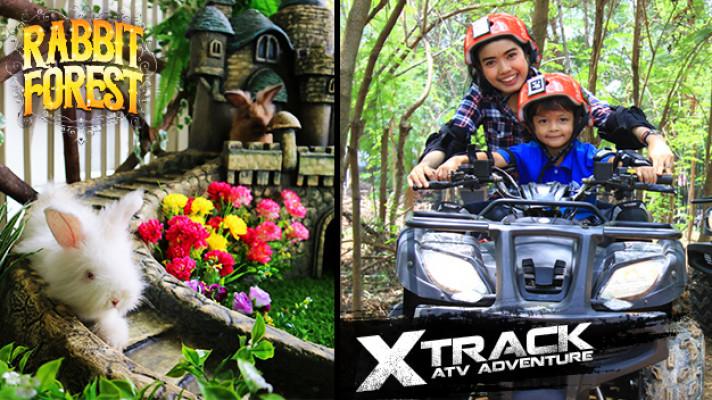 Fun Adventure at Summarecon Mal Bekasi - Background