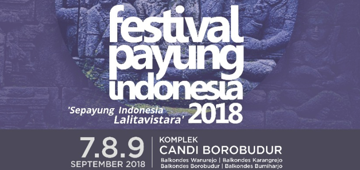 Festival Payung Indonesia 2018