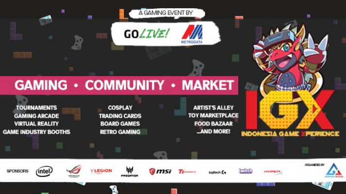 Indonesia Game Xperience