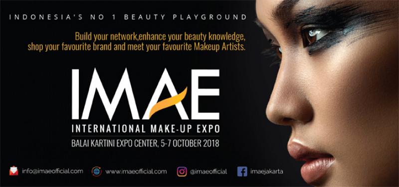International Makeup Expo IMAE 2018
