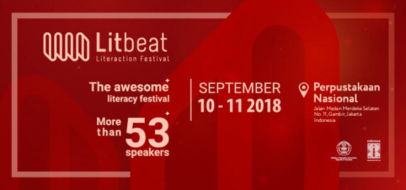 Litbeat Festival 2018