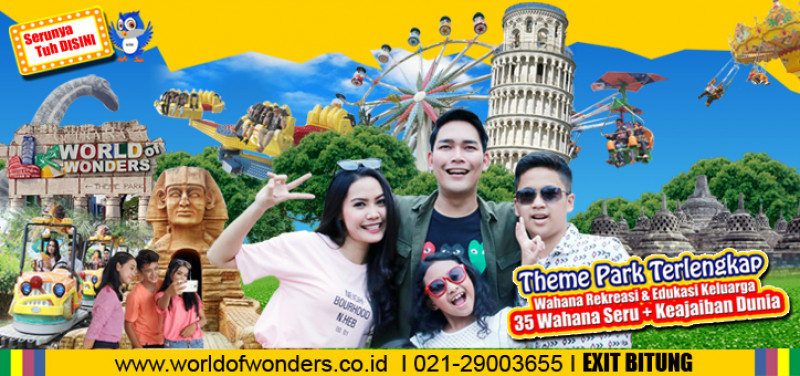 WORLD OF WONDERS THEMEPARK