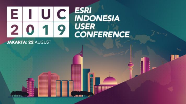 Esri Indonesia User Conference - Background