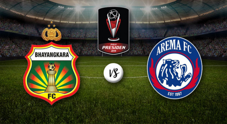 Bhayangkara FC VS Arema FC