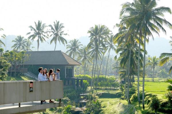 Secret Garden Village - Background