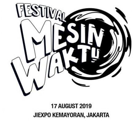 Festival Mesin Waktu - Background