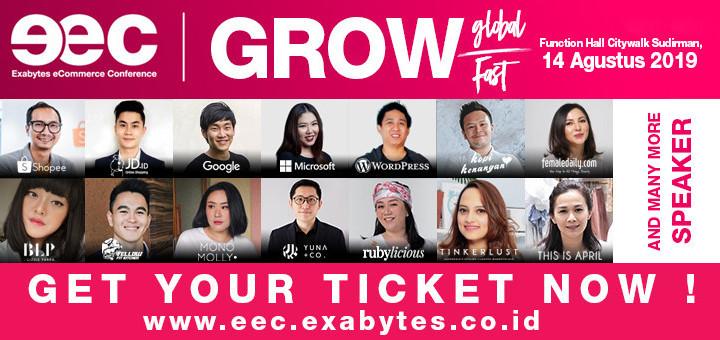 Exabytes eCommerce Conference , City Walk Sudirman – EEC2019