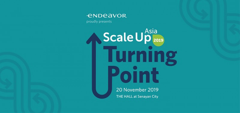 Endeavor Scale-Up Asia 2019 - Background