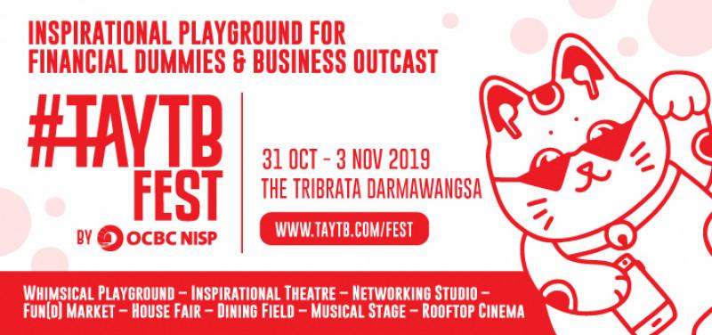 TAYTB FEST - Background