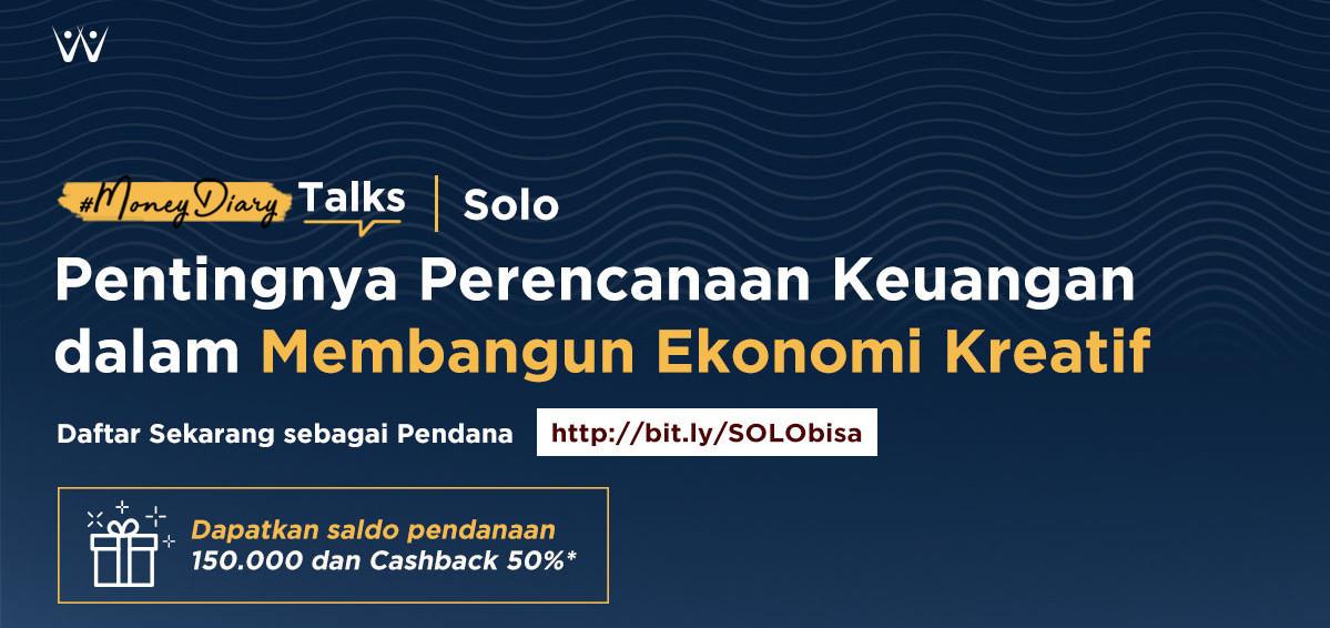 #MoneyDiary Talk- Solo