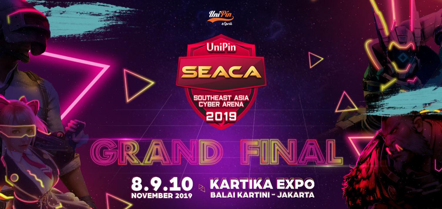 UNIPIN SEACA 2019