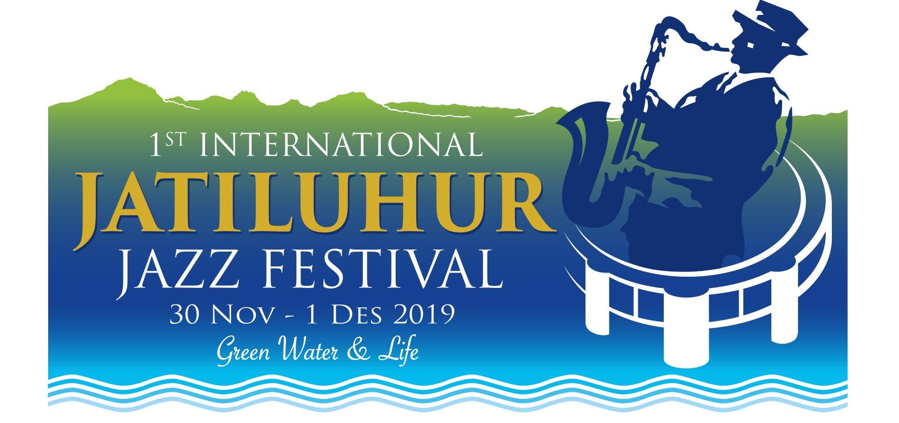 The 1st International Jatiluhur Jazz Festival 2019