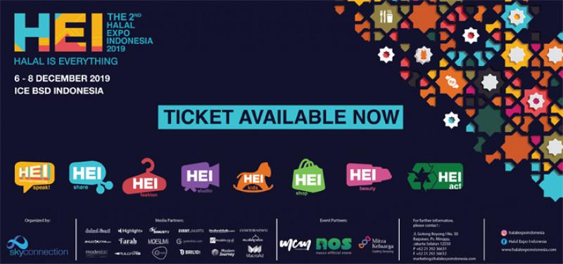 Halal Expo Indonesia 2019