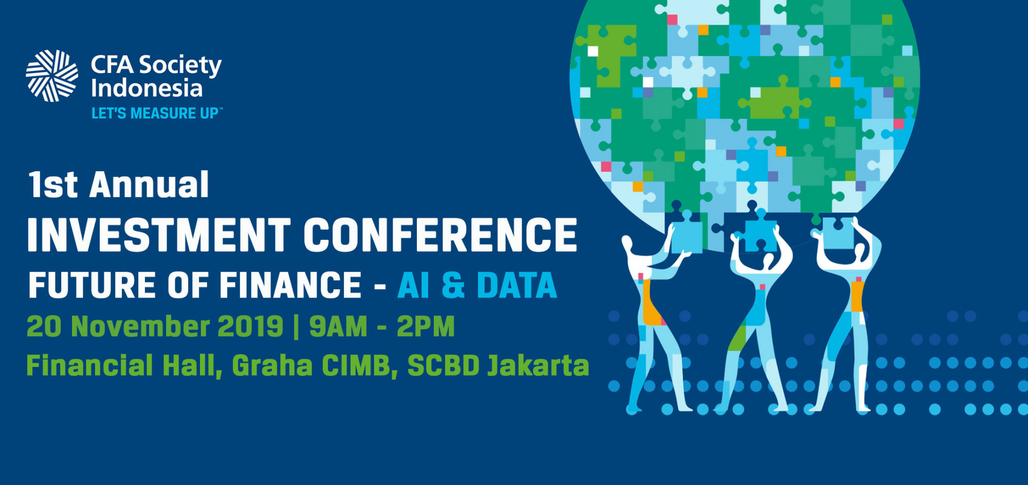 Future of Finance - AI & Data (CFA Society Indonesia 1st Annual Investment Conference)