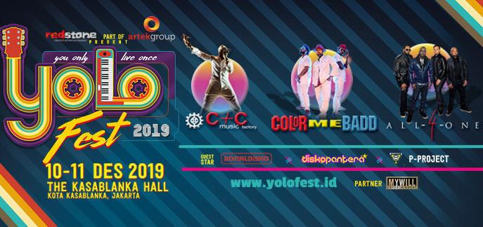 YOLO Festival 2019