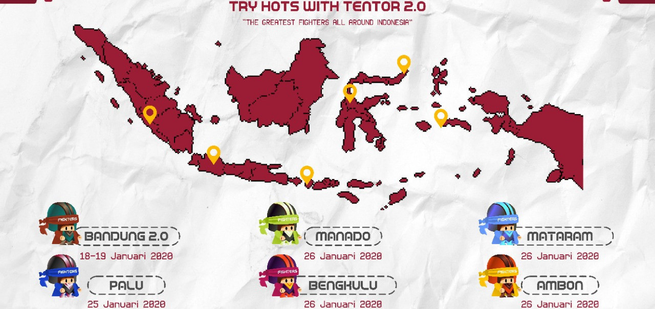 Try HOTS With Tentor 2.0 Batch BANDUNG