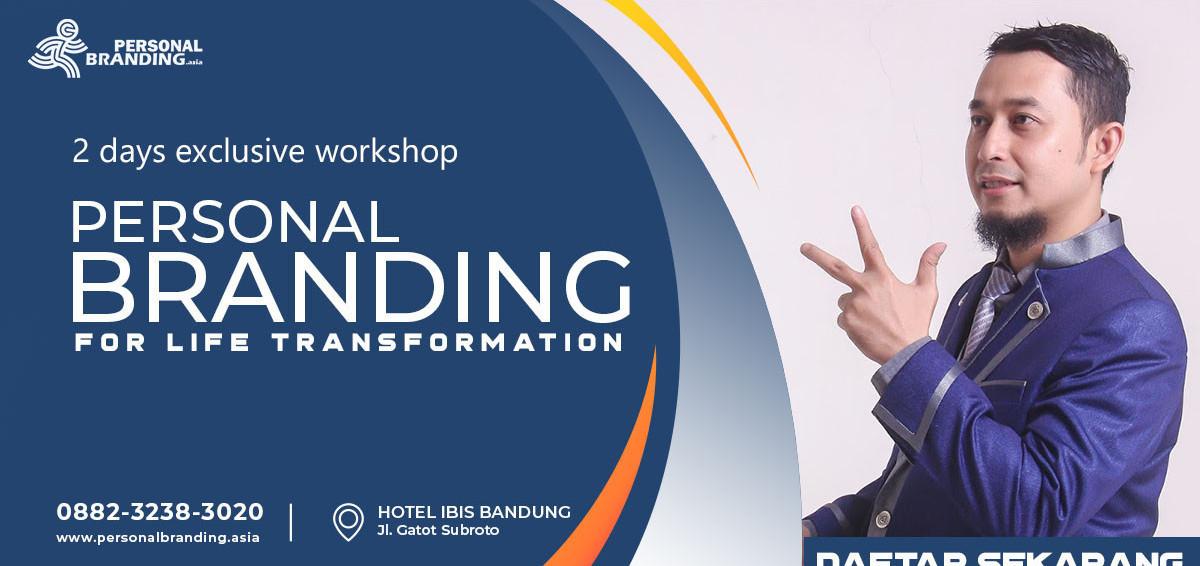 2 Days Personal Branding Workshop