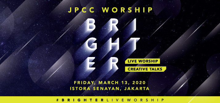 JPCC Worship BRIGHTER Live Worship  Creative Talks