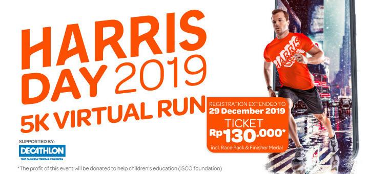 HARRIS DAY 2019 VIRTUAL RUN