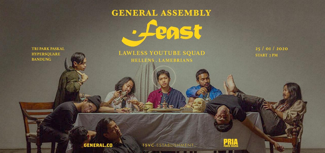 GENERAL ASSEMBLY -  Feast