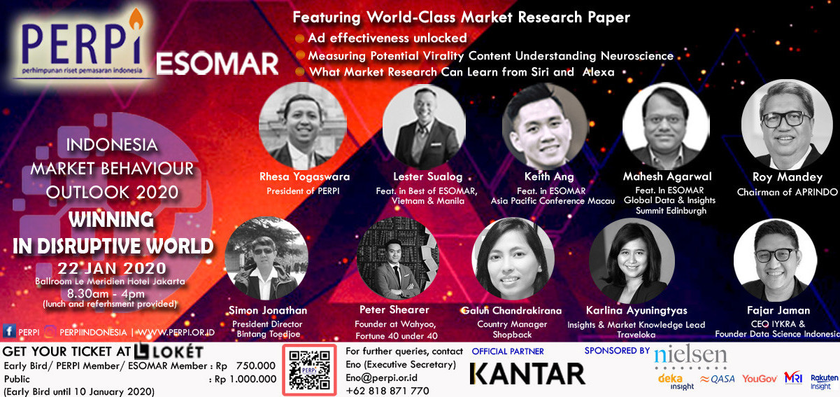 INDONESIA MARKET BEHAVIOUR OUTLOOK 2020