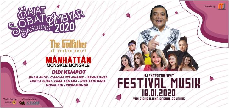 Hajat Sobat Ambyar Bandung 2020