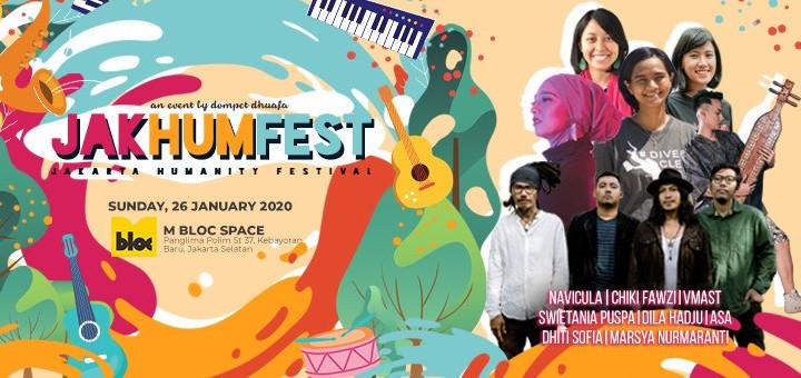 Jakarta Humanity Festival (Jakhumfest)