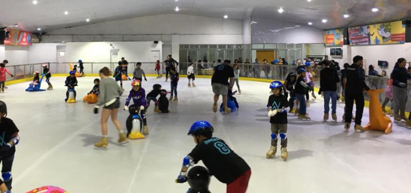 Bali Ice Skating Arena